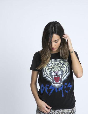 Camiseta tigre boline desires sommes demode zaragoza