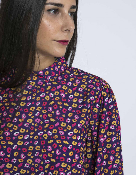 Blusa Flores Ditsy Glamorous Sommes Demode Zaragoza