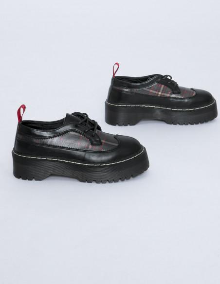 Zapatos Cuadros Abelie Coolway Sommes Demode Zaragoza