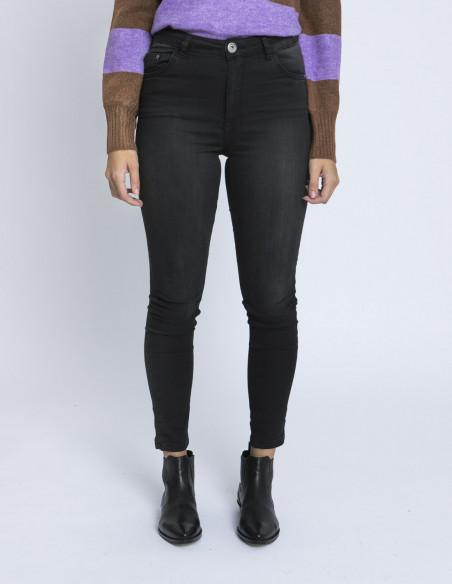 jeans lola high black desires zaragoza sommes demode