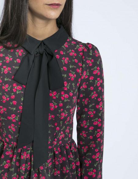 Vestido rose maggie sweet zaragoza sommes demode