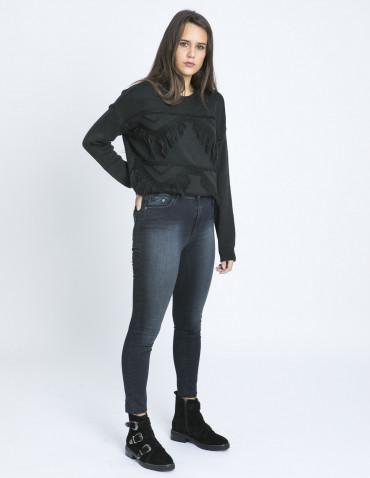 jeans lola high dark used desires zaragoza sommes demode