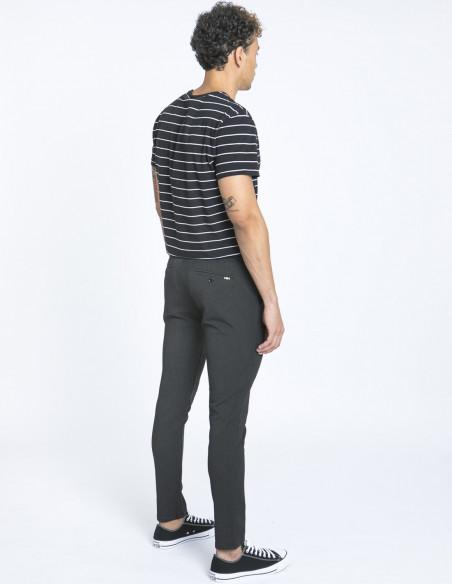 Pantalon gris chino tailored originals zaragoza sommes demode