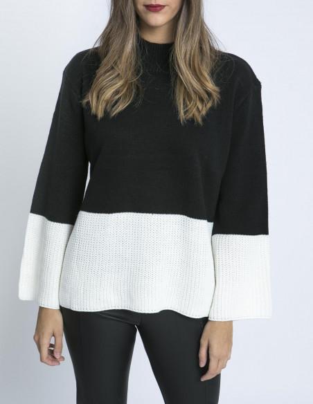 jersey blanco y negro compañia fantastica zaragoza sommes demode