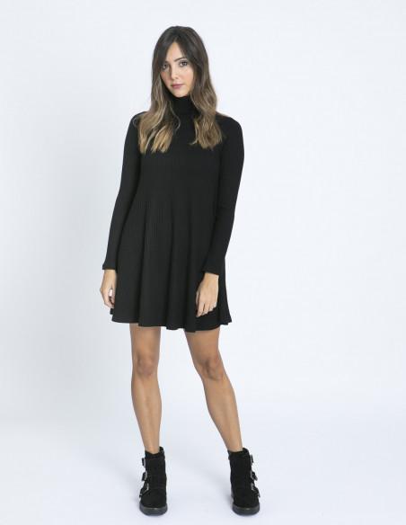 Vestido teresa negro maggie sweet zaragoza sommes demode