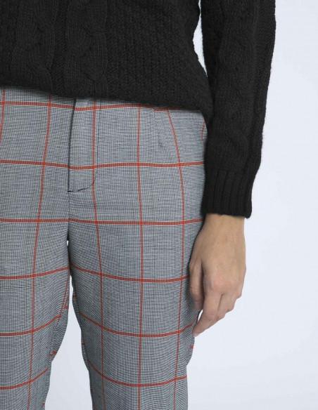 Pantalones Cuadros Penny Sugarhill Sommes Démodé Zaragoza