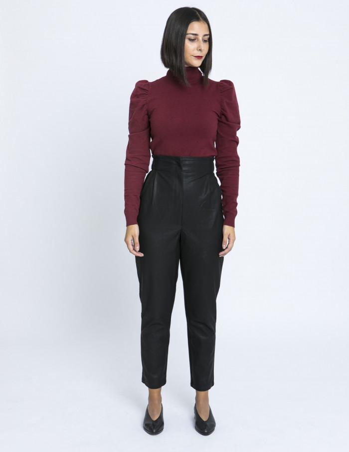 pantalon negro conran blend she zaragoza sommes demode