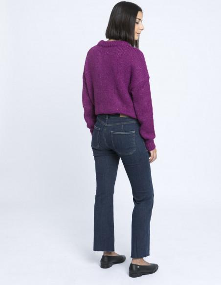 Jeans galli dark blue ichi zaragoza sommes demode