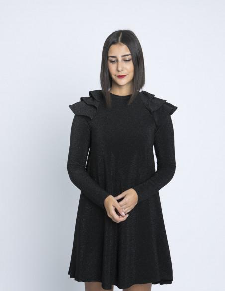 Vestido Lady Black Maggie Sweet Sommes Demode