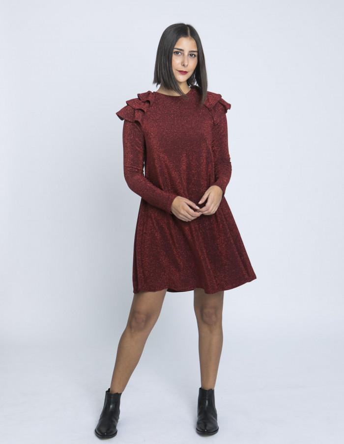 Vestido Lady Red Maggie Sweet Sommes Demode