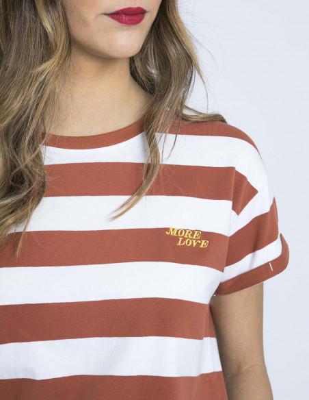 camiseta rayas laban blend she zaragoza sommes demode