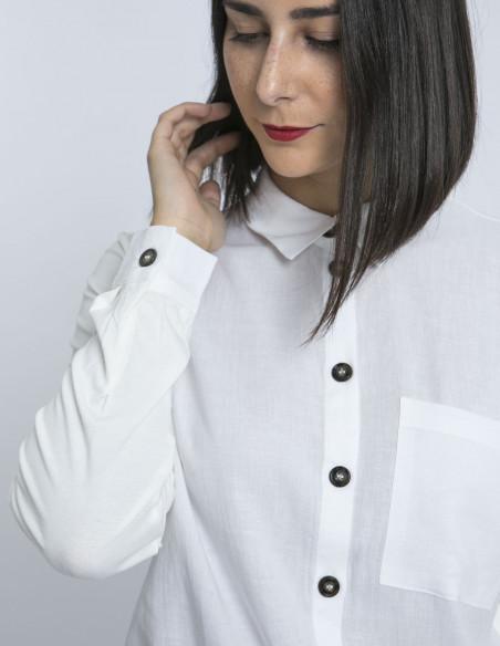 camisa blanca ejda desires zaragoza sommes demode