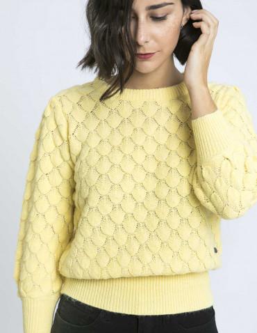 jersey amarillo linamon blend she zaragoza sommes demode