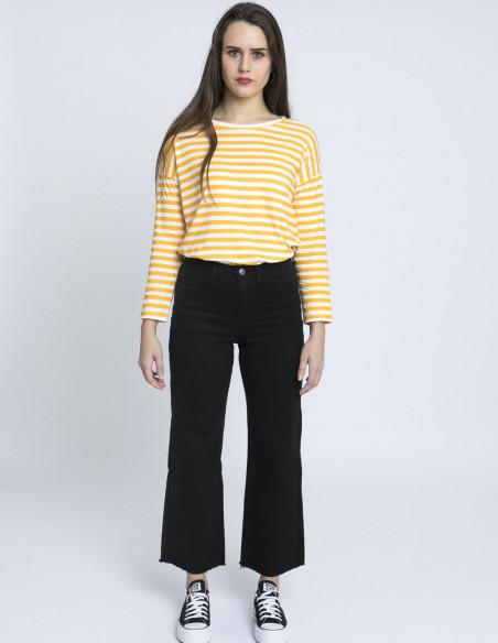 jeans rectos negro compañia fantastica zaragoza sommes demode