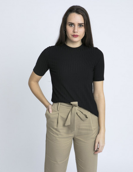camiseta naki negro maggie sweet zaragoza sommes demode