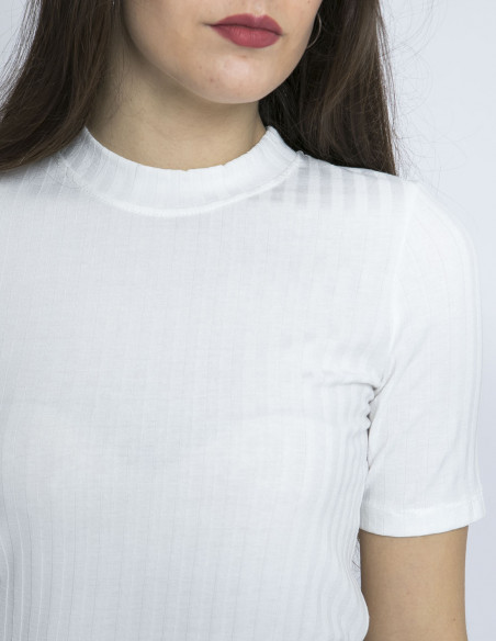camiseta naki blanco maggie sweet zaragoza sommes demode