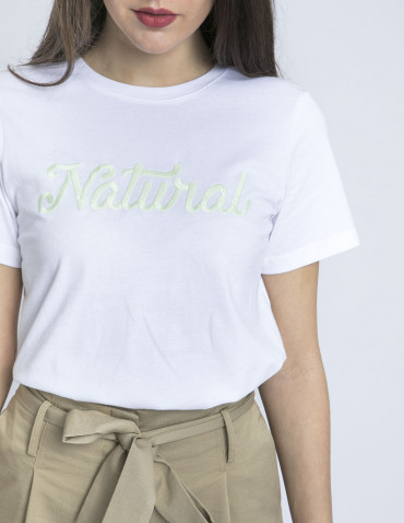 camiseta natural frnch zaragoza sommes demode