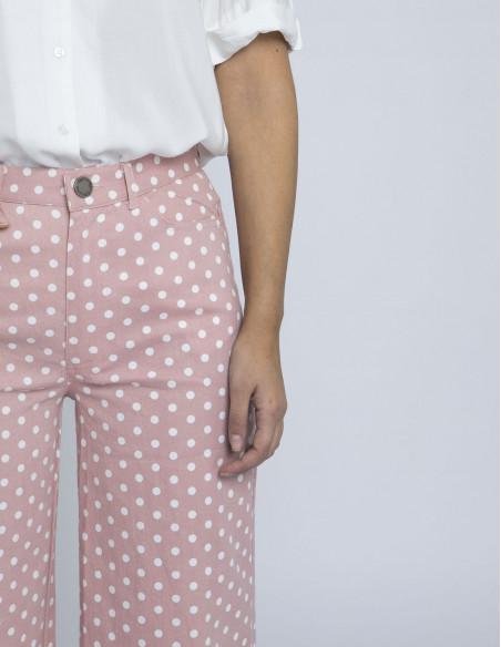 comprar vaqueros lunares rosas compañia fantastica online sommes demode zaragoza