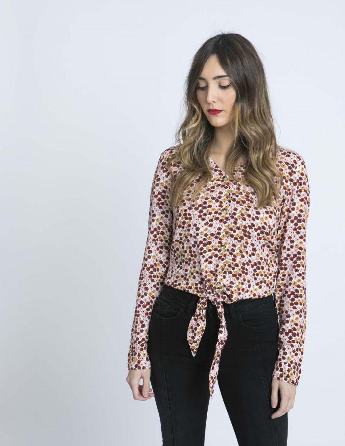 camisa flores lene blend she online sommes demode zaragoza