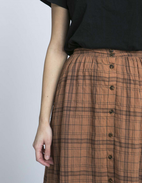 falda cuadros linka blend she online sommes demode zaragoza