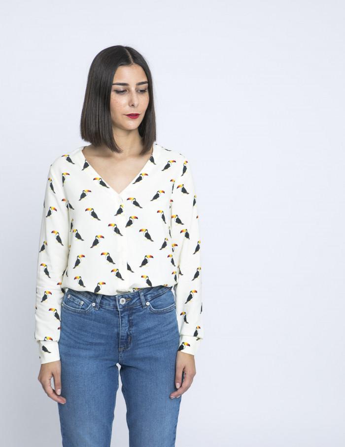 camisa arwen tucanes sugarhill brighton online sommes demode zaragoza