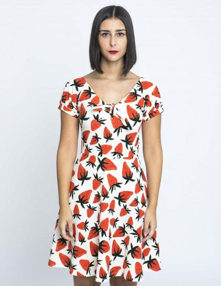 vestido de fresas compañia fantastica online zaragoza sommes demode