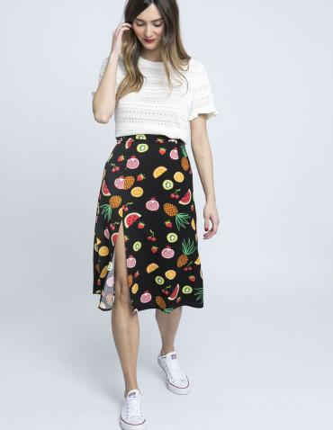 falda jacinda frutas sugarhill brighton zaragoza sommes demode online