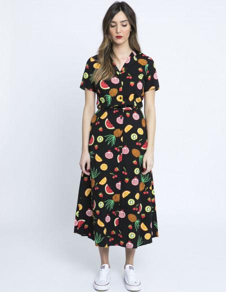 vestido nettie frutas sugarhill brighton zaragoza sommes demode