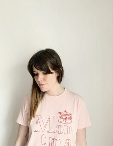 camiseta Montmartre frnch online sommes demode