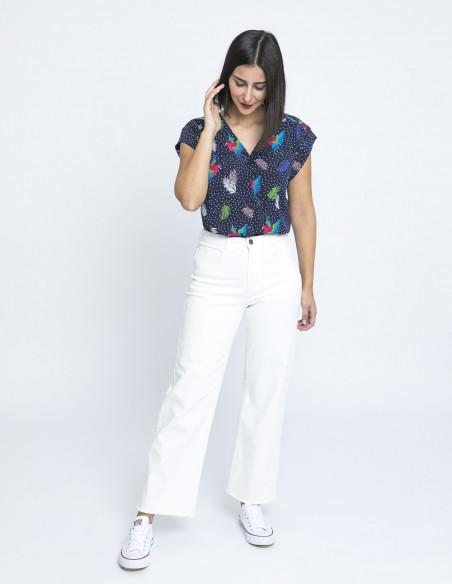 camisa coco loros sugarhill brighton online sommes demode