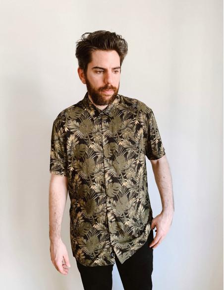 camisa hombre tropical blend zaragoza sommes demode