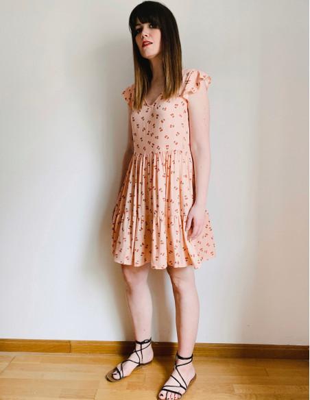 vestido california cherries maggie sweet sommes demode zaragoza
