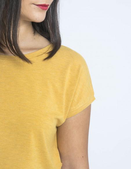 camiseta mostaza rebel ichi sommes demode