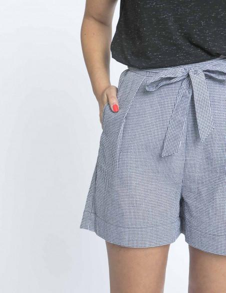 shorts vichy feluca desires sommes demode