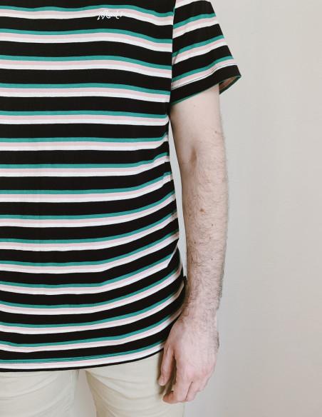 camiseta chico rayas blend sommes demode