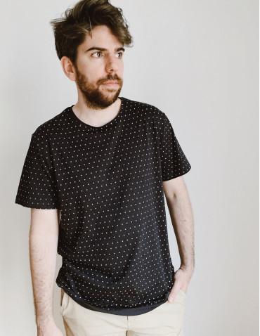 camiseta triangulos blend sommes demode