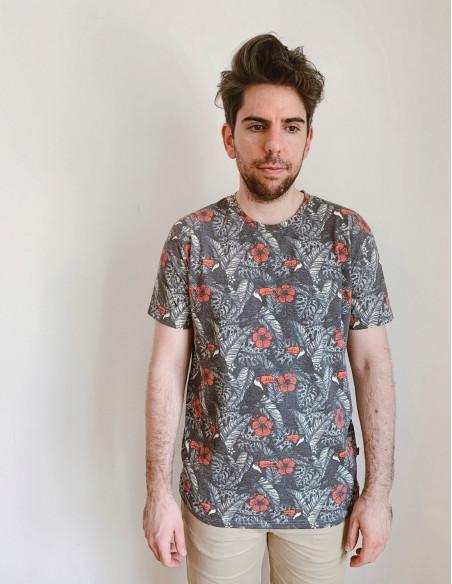 camiseta tucanes solid sommes demode