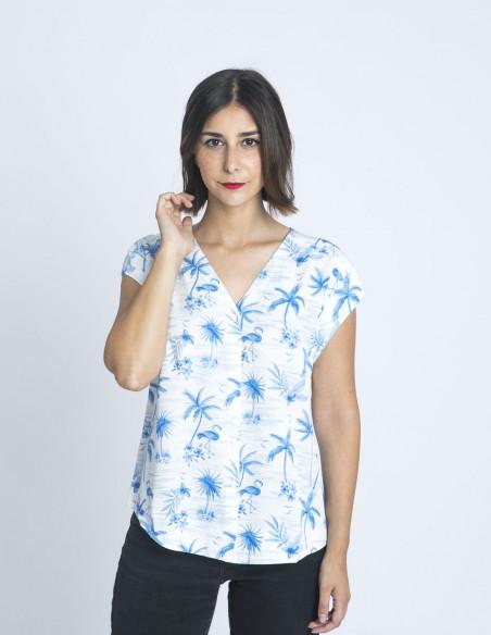 camisa coco palmeras sugarhill brighton sommes demode