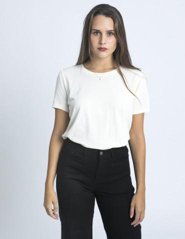 camiseta blanca annika desires sommes demode
