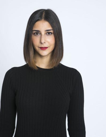 Vestido Negro Amabel de Desires en Sommes Demode online y Zaragoza.