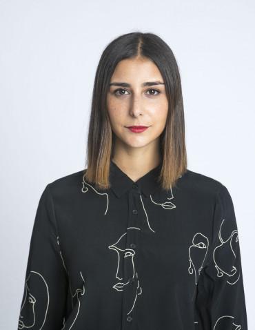 Camisa Faces Carissa Ichi Sommes Demode Zaragoza