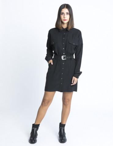 vestido negro thea maggie sweet sommes demode zaragoza