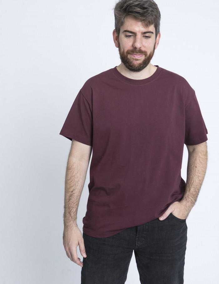 camiseta derek mulberry wine dr denim sommes demode zaragoza