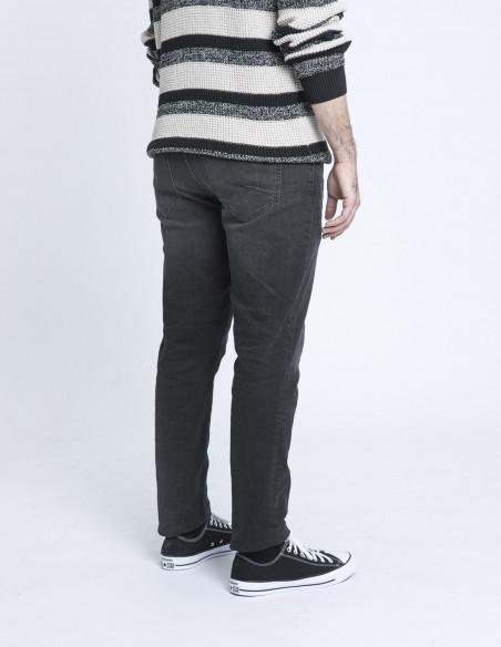 jeans slim joy grey wash solid sommes demode zaragoza