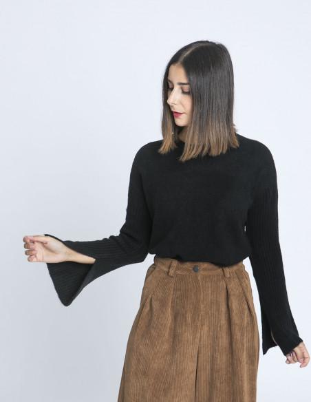 jersey negro anemone desires sommes demode zaragoza