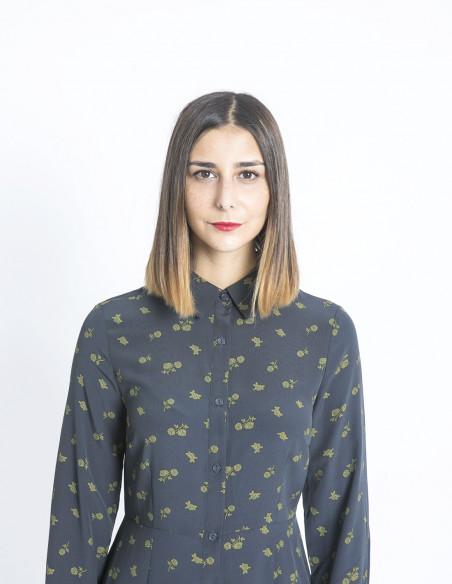 vestido corto olive rose glamorous sommes demode zaragoza