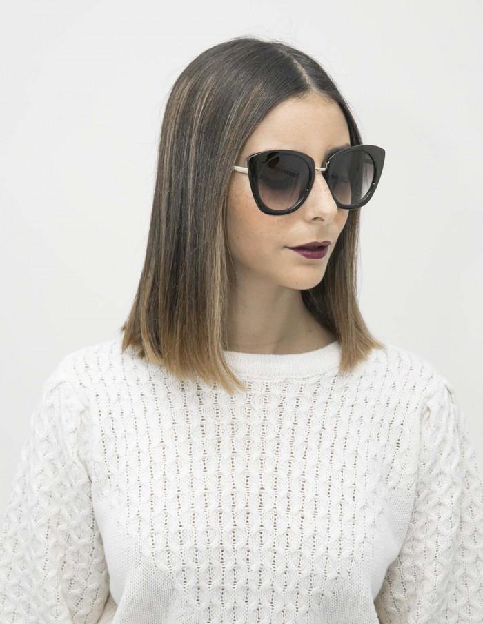 gafas de sol julieta negro charly therapy sommes demode zaragoza