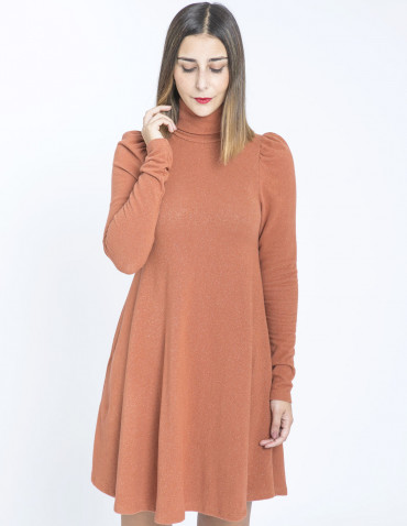 vestido sienna naranja maggie sweet sommes demode zaragoza