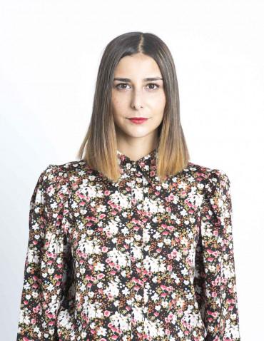 camisa pretty flowers glamorous sommes demode zaragoza