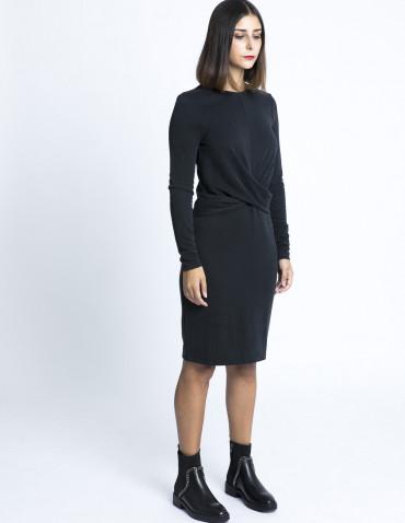 vestido negro bini desires sommes demode zaragoza
